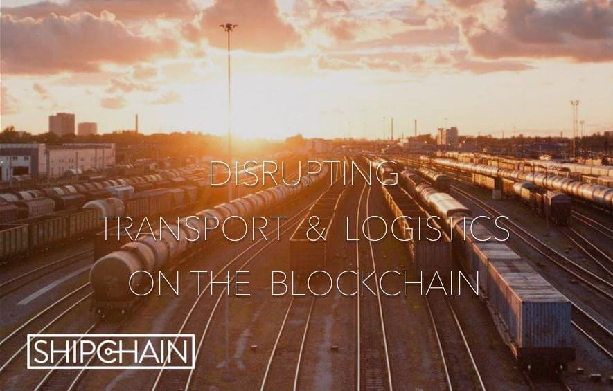 shipchain ico transport logistics blockchain