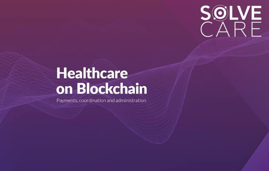 solve.care ico healthcare blockchain
