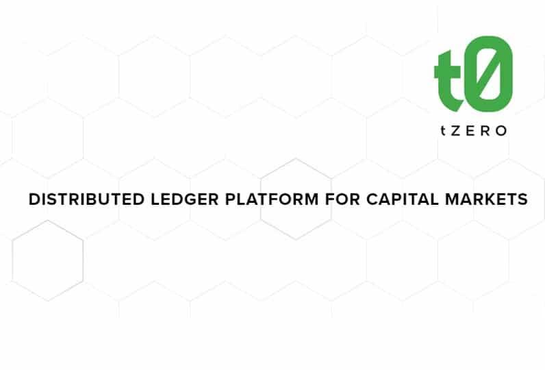 tzero blockchain kodakcoin