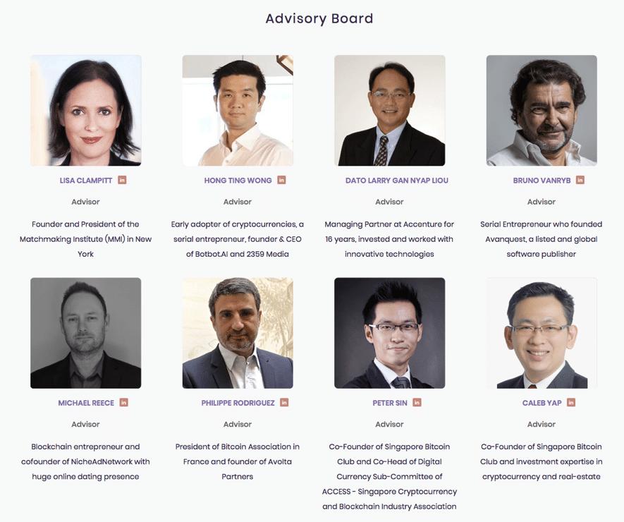 viola.ai advisory board