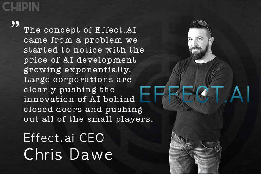 Effect-ai ceo chris dawe Interview
