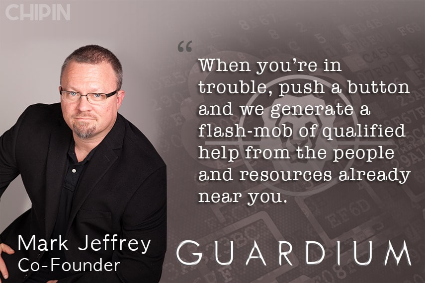 Guardium coFounder Mark Jeffrey interviewd