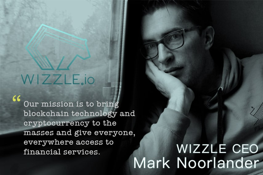 Mark-Noorlander Wizzle CEO interview