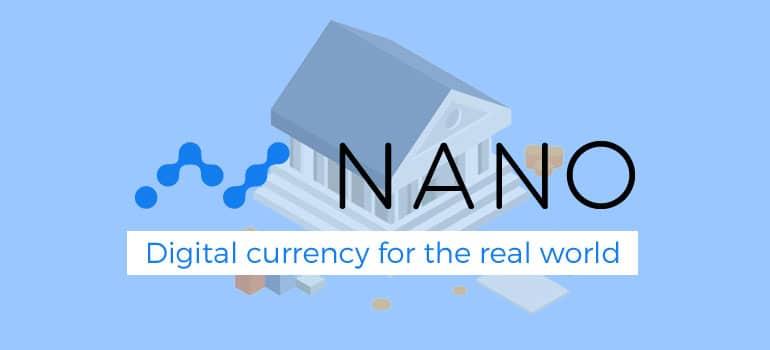 Nano ($NANO), RaiBlocks ($XRB)