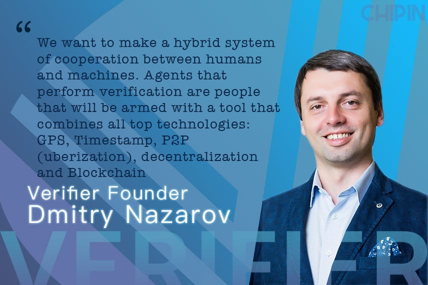 Verifier CEO Dmitry Nazarov Interview