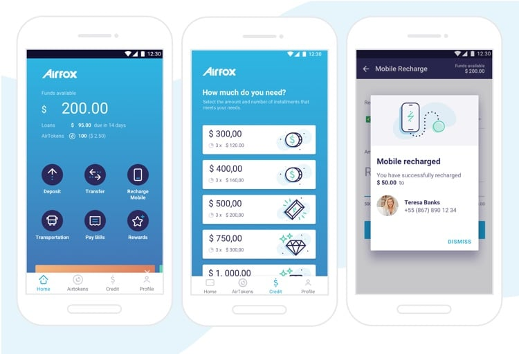 airfox app launch