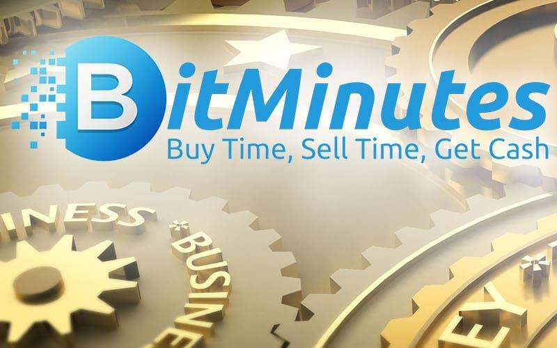 bitminutes ico micro loan blockchain