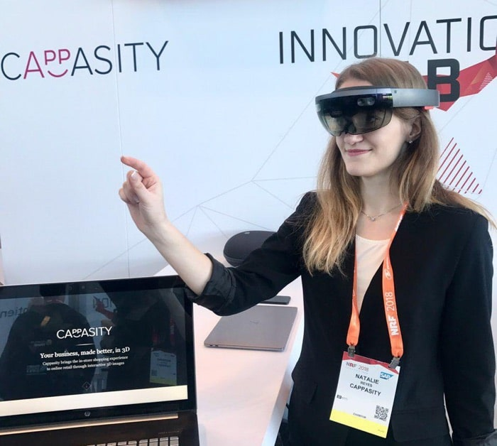 cappassity ico augmented reality