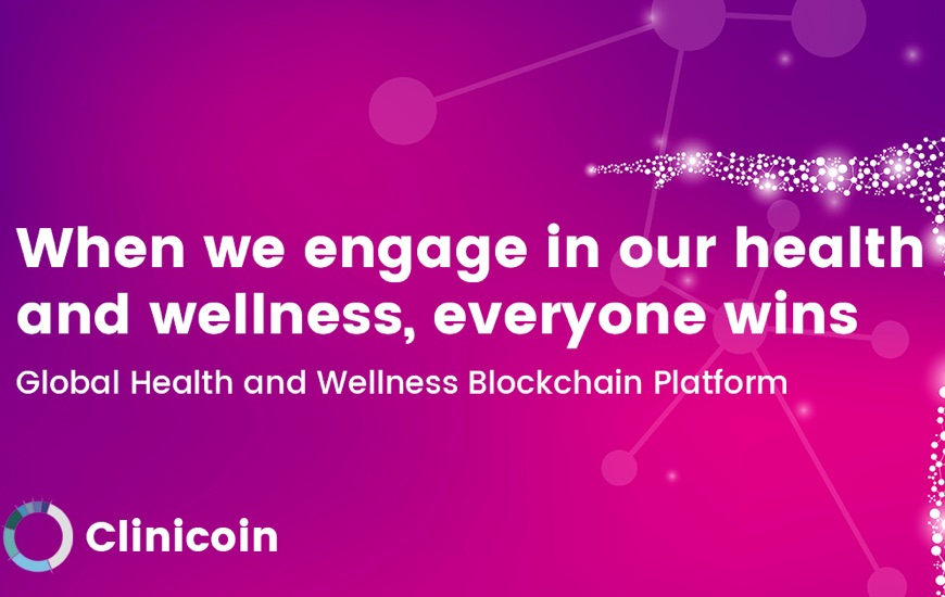 clinicoin ico blockchain health
