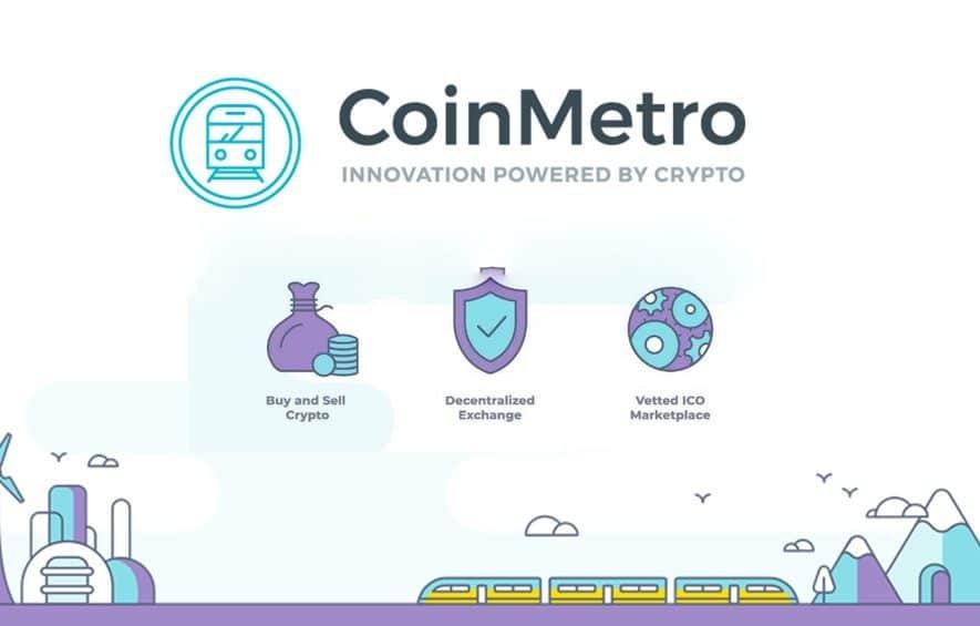coinmetro ico exchange trading crypto