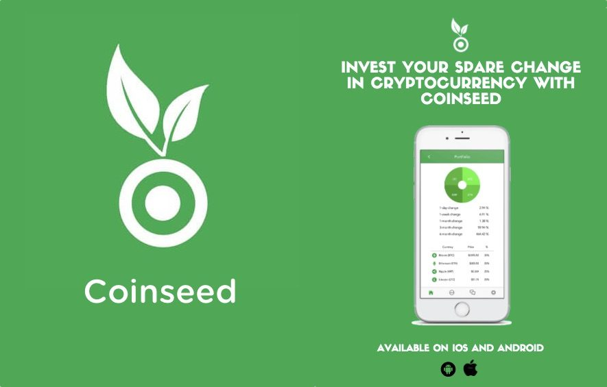 coinseed ico savings app