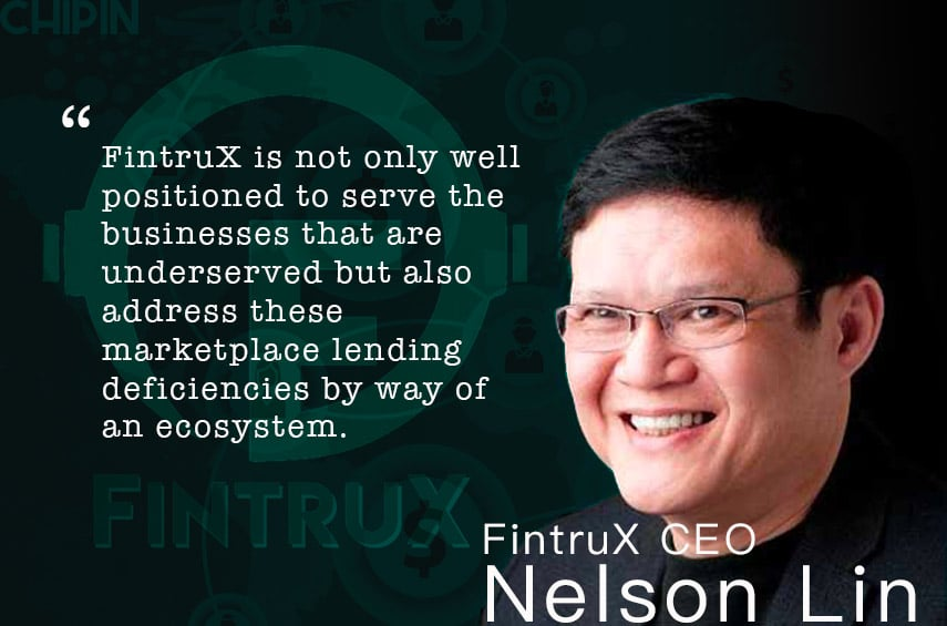 fintrux Nelson Lin Ceo Interview