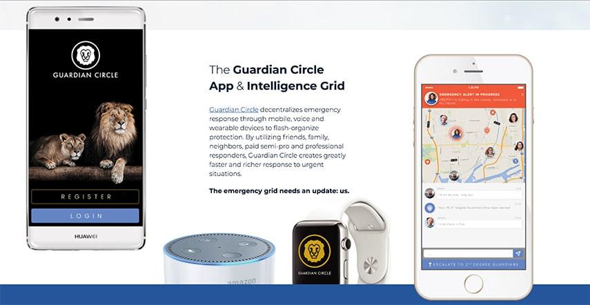 guardium circle app