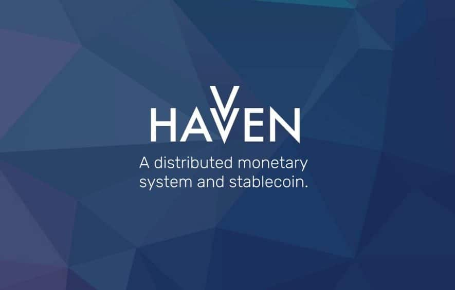 havven ico stablecoin