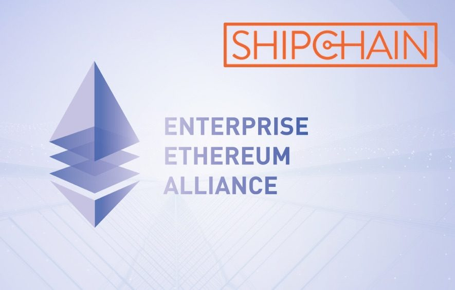 shipchain enterprise ethereum alliance