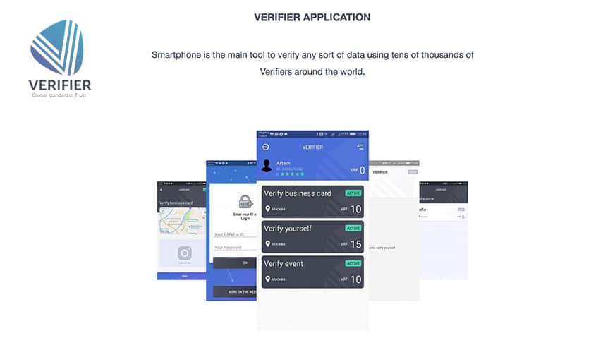 verifier application