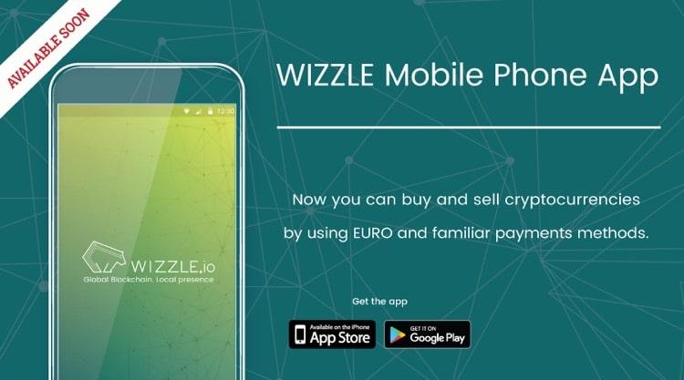 wizzle ico app