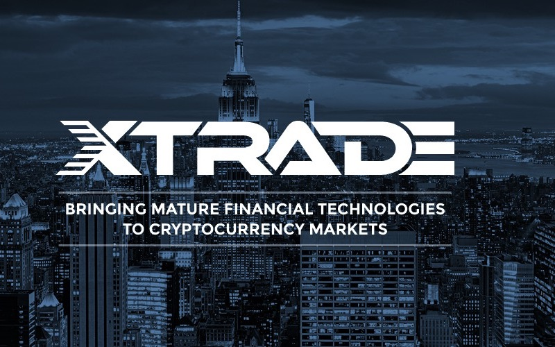 xtrade finance tech crypto blockchain