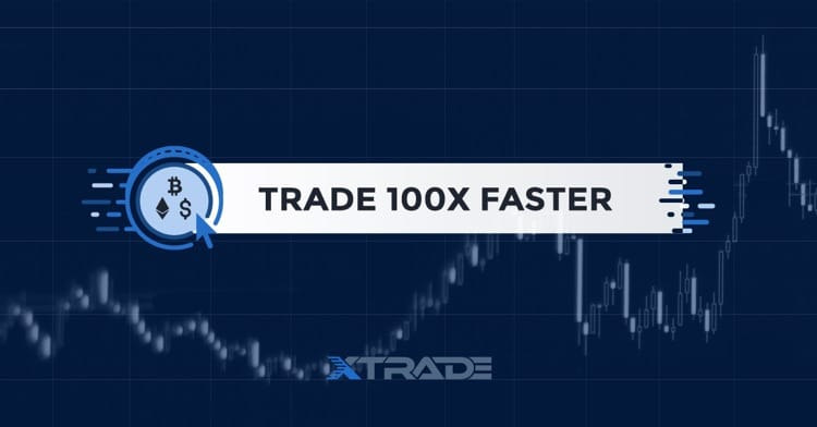 xtrade ico trade faster
