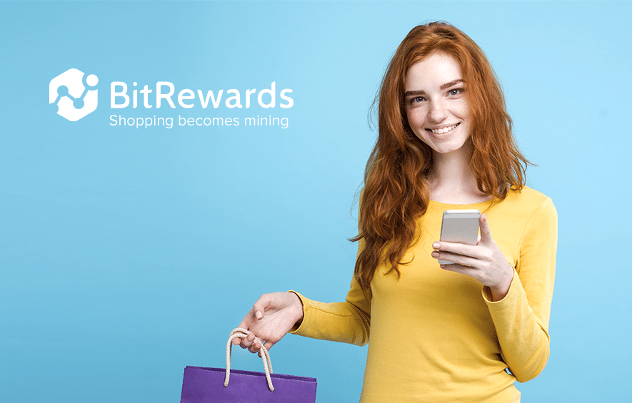 BitRewards blockchain loyalty