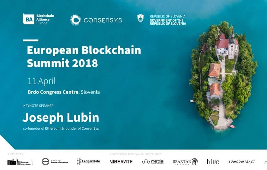 European Blockchain Summit 2018