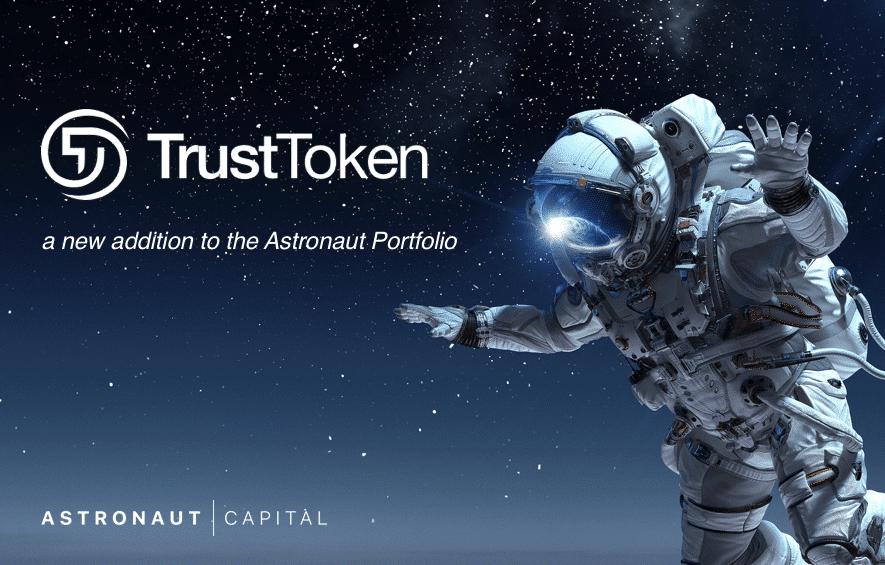 TrustToken Astronaut Funding