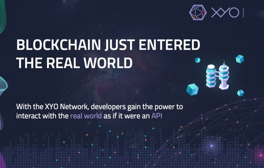 XYO network blockchain