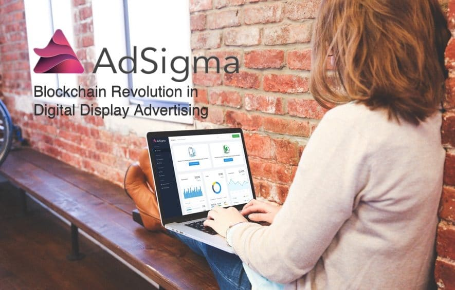 adsigma blockchain digital advertising