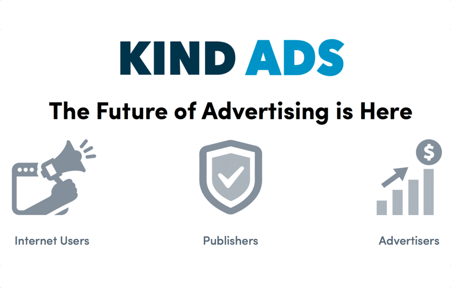 kind ads blockchain advertising ico