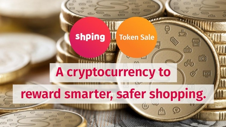 shping token sale