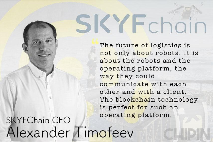 skyfchain Ceo Interview