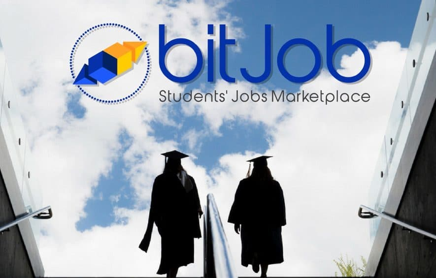 bitjob students marketplace