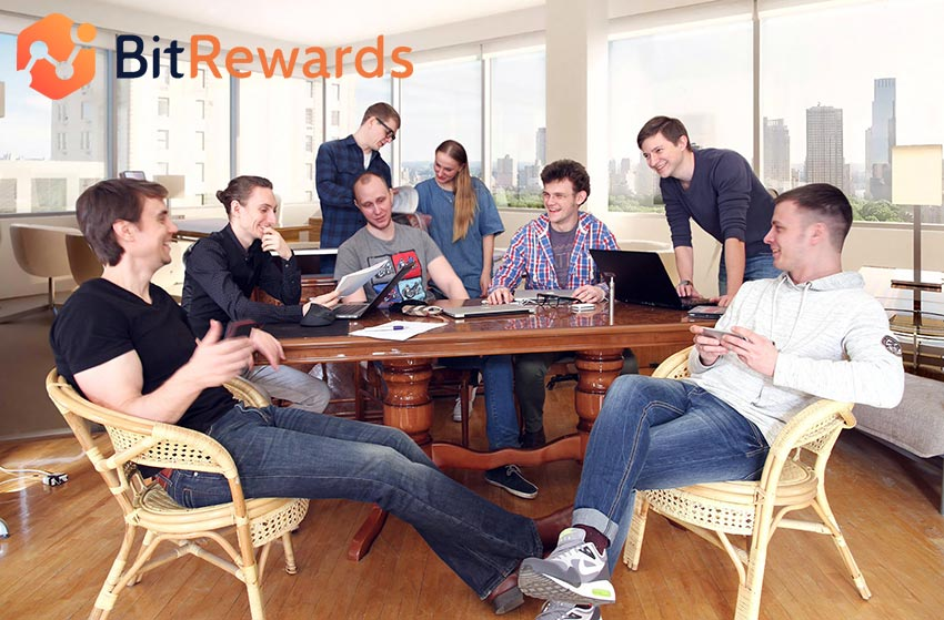 bitrewards team