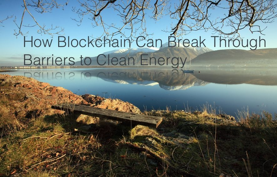 blockchain clean energy