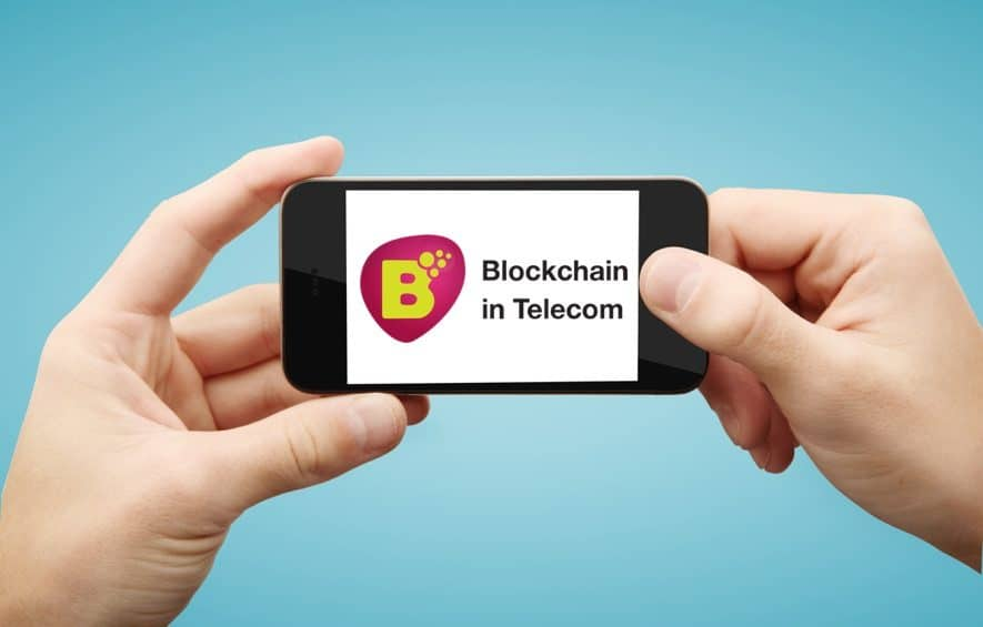 bubbletone blockchain telecom roaming