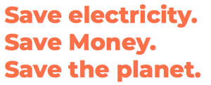 save electricity robotina