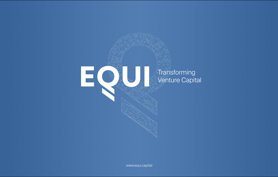 EQUI venture capital blockchain
