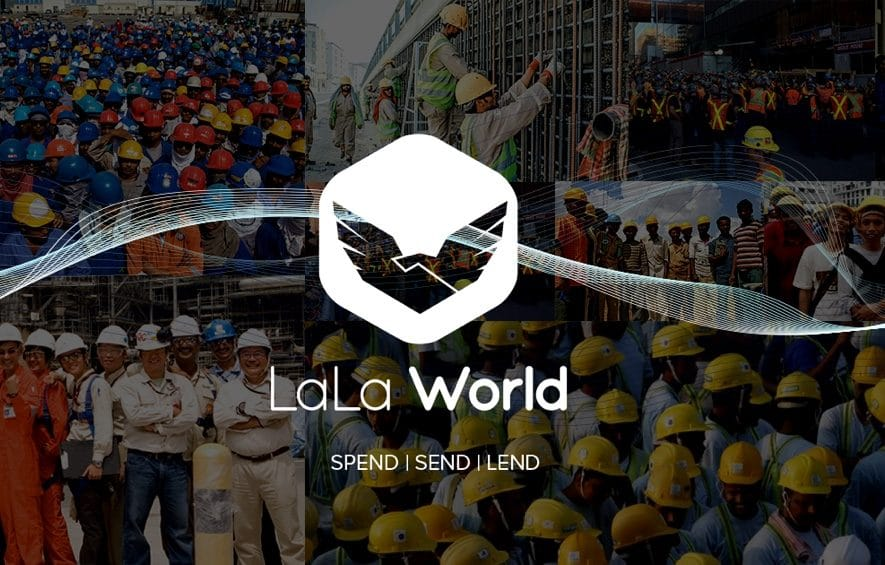 LaLaWorld Disrupt Financial System
