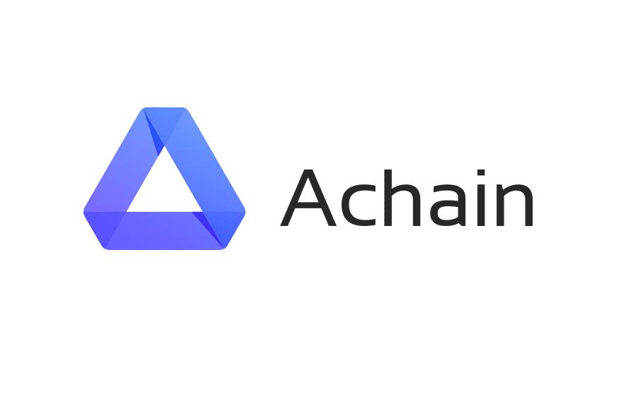 achain blockchain