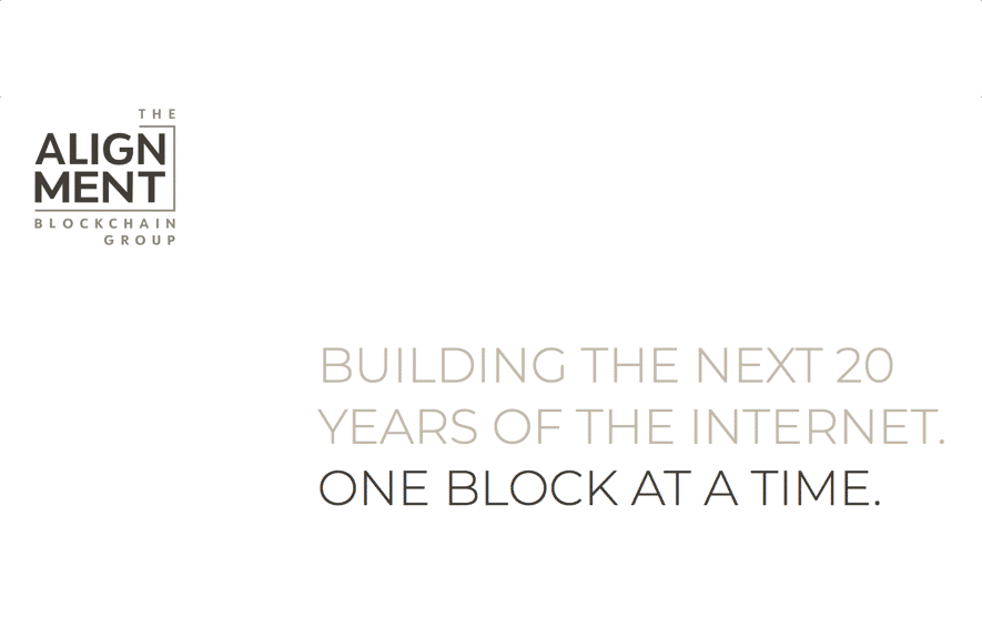 alignment blockchain group
