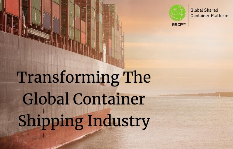 blockshipping global container shipping blockchain