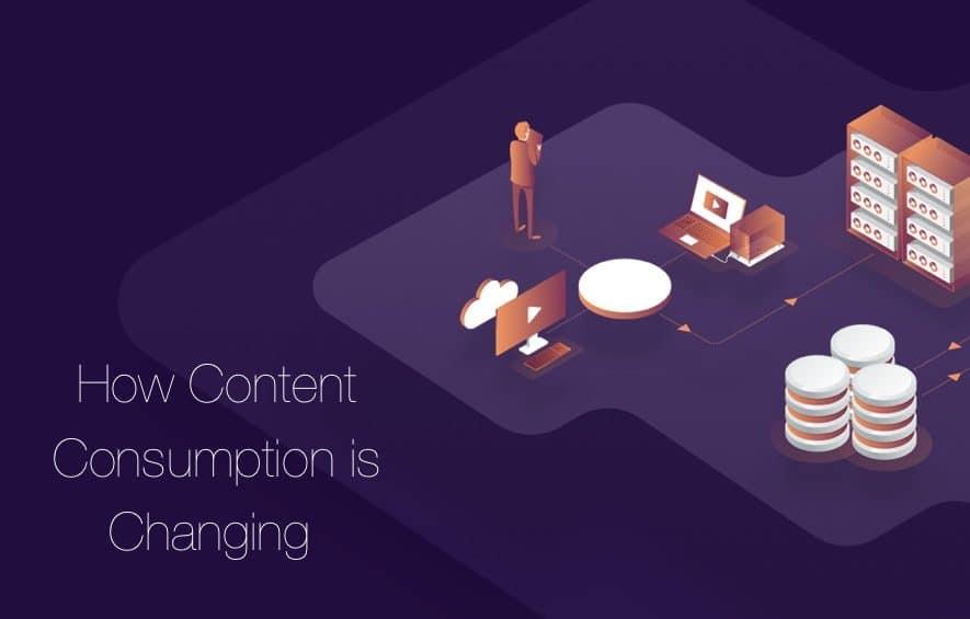 content consumption decentralization