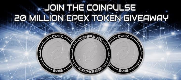 cpex token giveaway