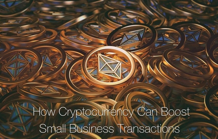 cryptocurrency business transactions