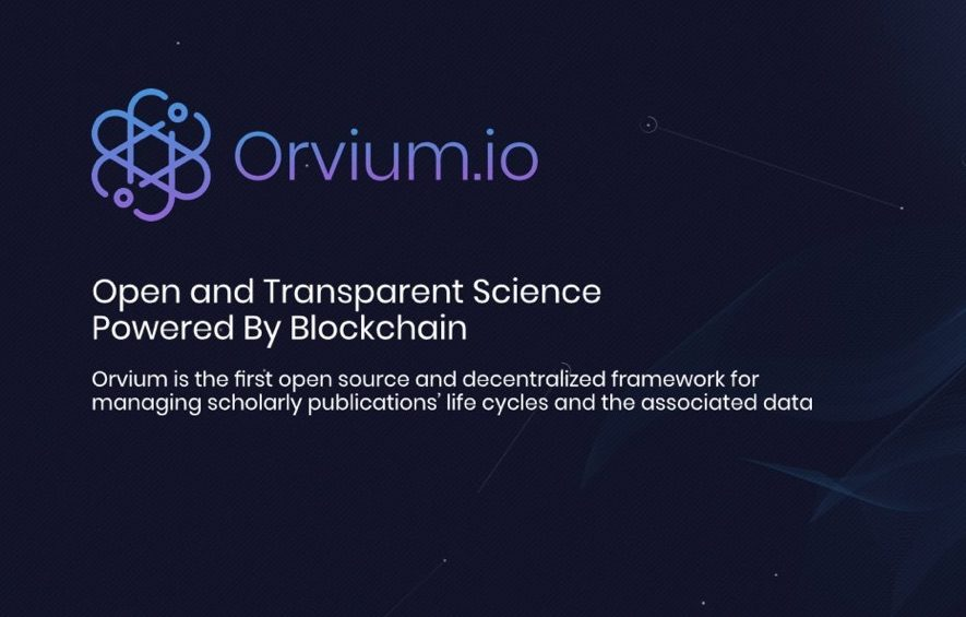 orvium science publication framework