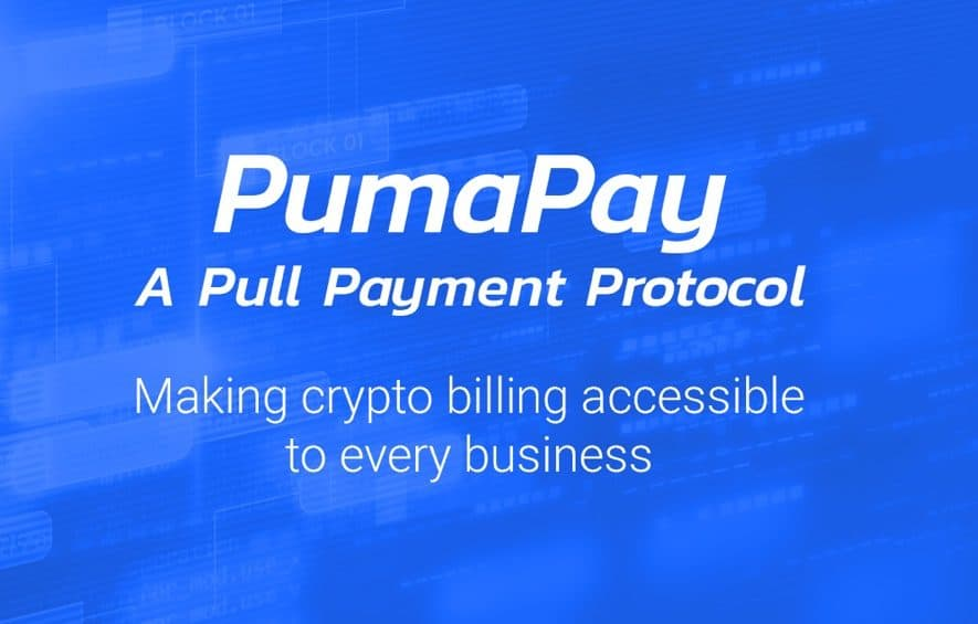 pumapay pull payment protocol