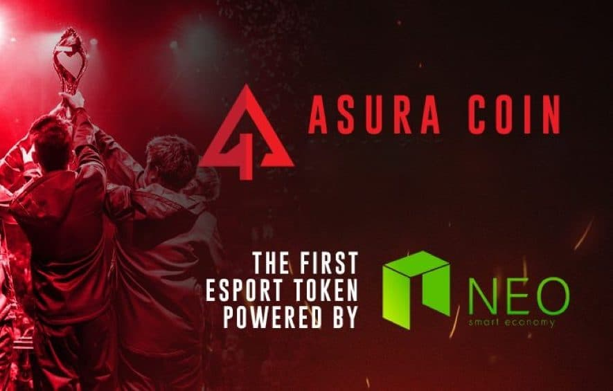 asura-coin ico neo blockchain esports