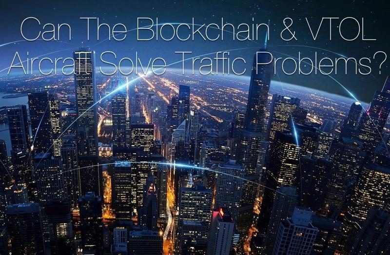 blockchain airtaxi vtol transport