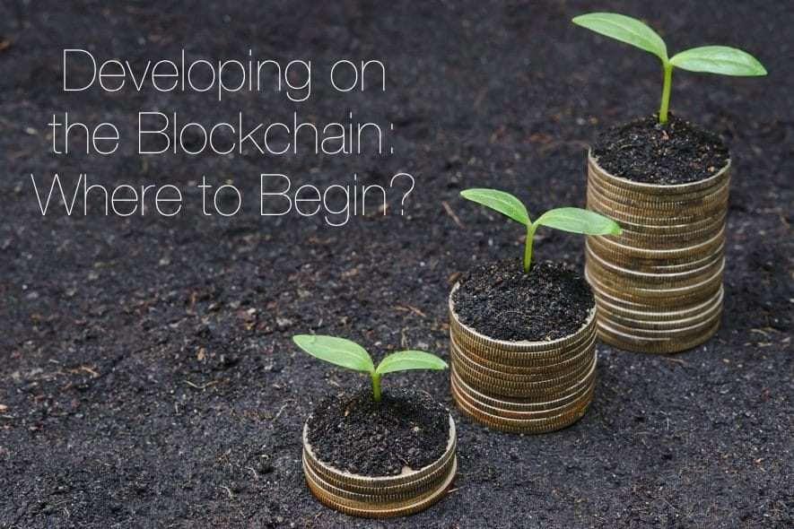 Developing on the Blockchain: Where to Begin?