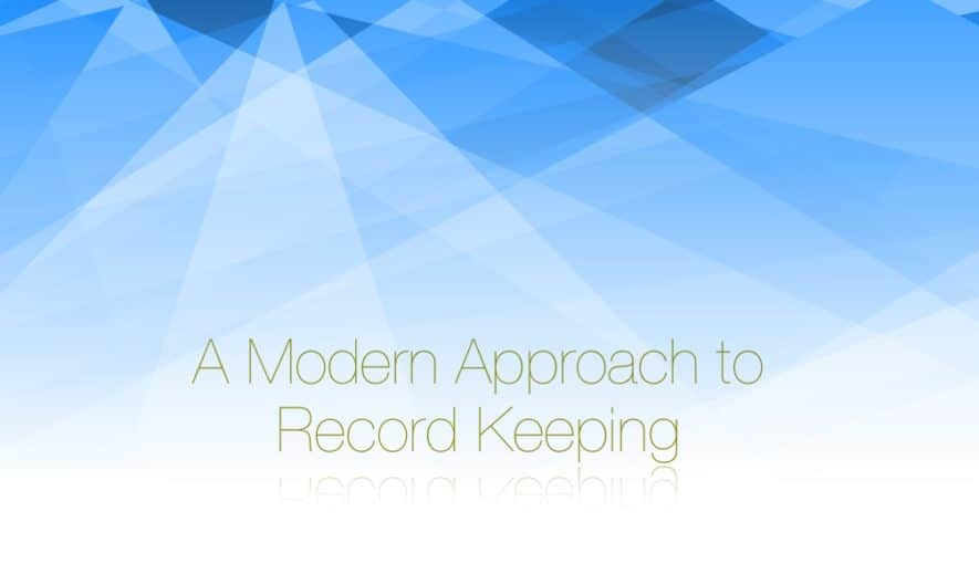 Modern Bookkeeping